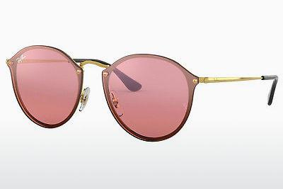 Sonnenbrille Ray-Ban RB3574N 001/E4 - Gold