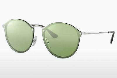 Sonnenbrille Ray-Ban RB3574N 003/30 - Silber
