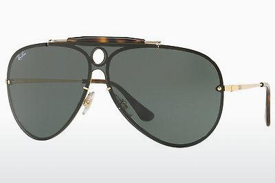 Lunettes de soleil Ray-Ban RB3581N 001/71 - Or