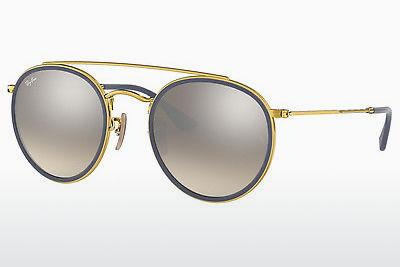 Sonnenbrille Ray-Ban RB3647N 001/9U - Gold