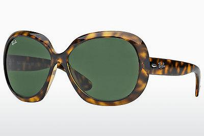 Sonnenbrille Ray-Ban JACKIE OHH II (RB4098 710/71) - Braun, Havanna