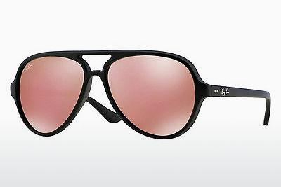 Sonnenbrille Ray-Ban CATS 5000 (RB4125 601SZ2) - Schwarz