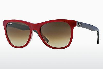 Sonnenbrille Ray-Ban RB4184 604485 - Rot