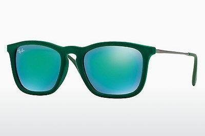 Occhiali da vista Ray-Ban CHRIS (RB4187 60823R) - Verde