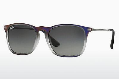 Sonnenbrille Ray-Ban CHRIS (RB4187 622311) - Purpur, Violet