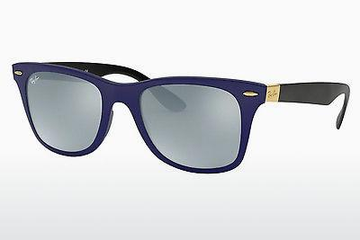 Occhiali da vista Ray-Ban WAYFARER LITEFORCE (RB4195 624830) - Blu