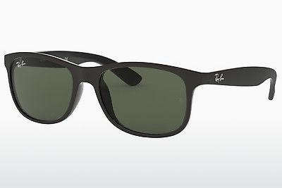 Sonnenbrille Ray-Ban ANDY (RB4202 606971) - Schwarz