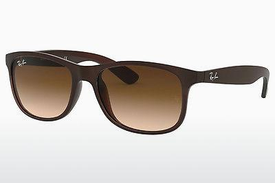 Sonnenbrille Ray-Ban ANDY (RB4202 607313) - Braun