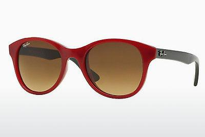 Sonnenbrille Ray-Ban RB4203 604485 - Rot