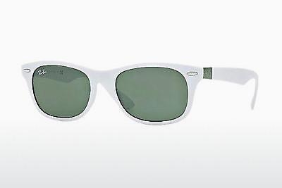 Sonnenbrille Ray-Ban RB4207 609671 - Weiß