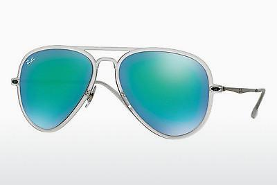 Sonnenbrille Ray-Ban RB4211 646/3R - Transparent