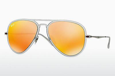 Sonnenbrille Ray-Ban RB4211 646/6Q - Transparent