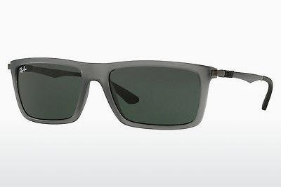 Sonnenbrille Ray-Ban RB4214 629671 - Transparent, Grau