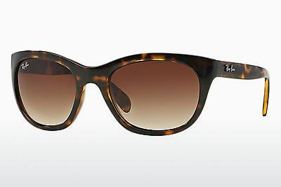Occhiali da vista Ray-Ban RB4216 710/13 - Marrone, Avana