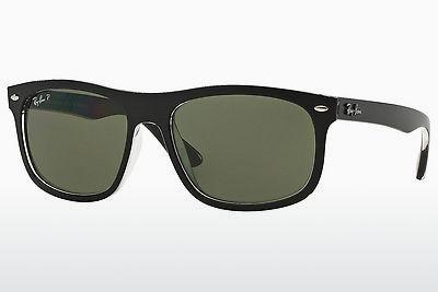 Sonnenbrille Ray-Ban RB4226 60529A - Schwarz, Transparent