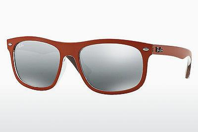 Sonnenbrille Ray-Ban RB4226 619088 - Rot