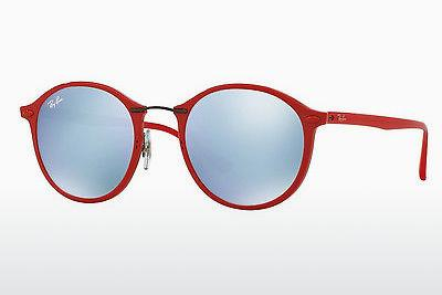 Sonnenbrille Ray-Ban RB4242 764/30 - Rot