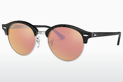 Occhiali da vista Ray-Ban Clubround (RB4246 1197Z2) - Nero