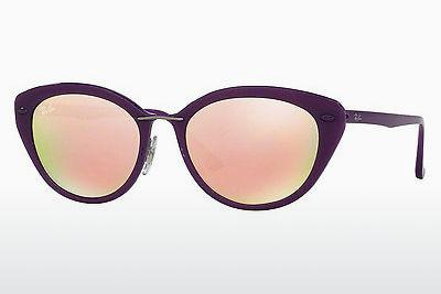 Sonnenbrille Ray-Ban RB4250 60342Y - Purpur, Violet