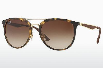 Occhiali da vista Ray-Ban RB4285 710/13 - Marrone, Avana