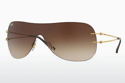 Sonnenbrille Ray-Ban RB8057 157/13 - Gold