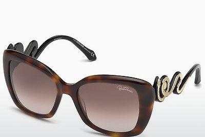 Sonnenbrille Roberto Cavalli RC1048 53F - Havanna, Yellow, Blond, Brown