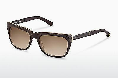 Sonnenbrille Rocco by Rodenstock RR318 F - Braun, Sand