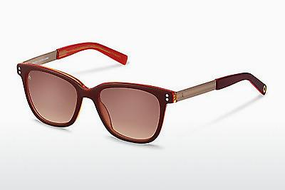 Sonnenbrille Rocco by Rodenstock RR321 C - Rot