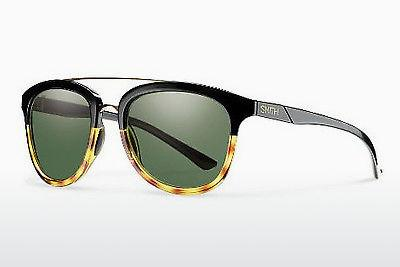 Sonnenbrille Smith CLAYTON/N SII/IN - Schwarz, Braun, Havanna