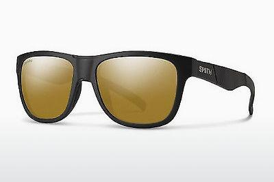 Sonnenbrille Smith LOWDOWN SLIM/DL 807/QE - Schwarz
