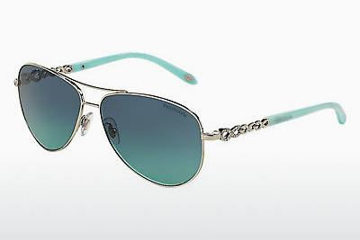 Sonnenbrille Tiffany TF3049B 60019S - Silber