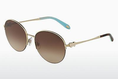Sonnenbrille Tiffany TF3053 60913B - Gold, Sand