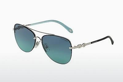 Sonnenbrille Tiffany TF3054B 60019S - Silber