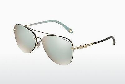 Sonnenbrille Tiffany TF3054B 602164 - Gold