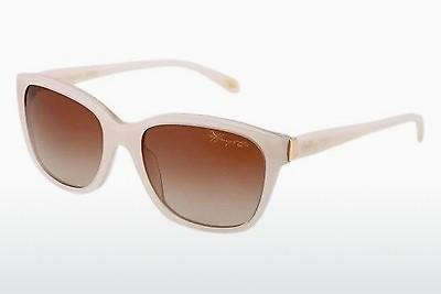 Lunettes de soleil Tiffany TF4083 81703B - Blanches, Pearl