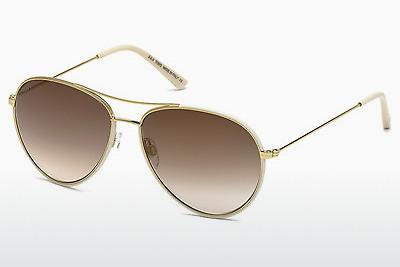 Lunettes de soleil Tod's TO0155 21G - Blanches