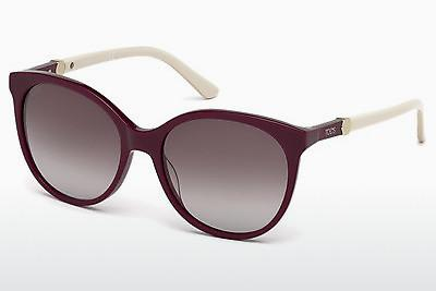 Sonnenbrille Tod's TO0174 66T - Rot, Shiny