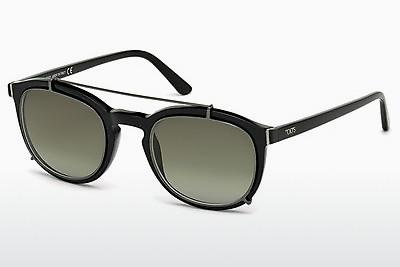 Sonnenbrille Tod's TO0181 01P - Schwarz, Shiny
