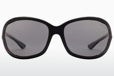 Occhiali da vista Tom Ford Jennifer (FT0008 01D) - Nero, Shiny