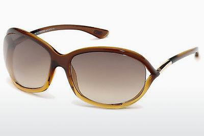 Occhiali da vista Tom Ford Jennifer (FT0008 50F) - Marrone, Dark