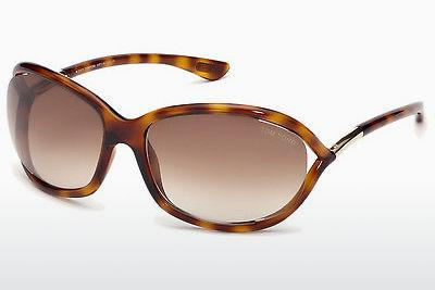 Occhiali da vista Tom Ford Jennifer (FT0008 52F) - Marrone, Dark, Havana