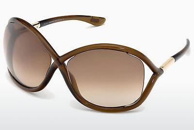 Occhiali da vista Tom Ford Whitney (FT0009 692) - Marrone