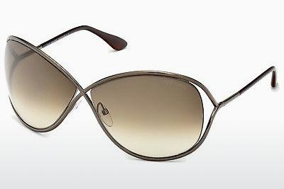 Occhiali da vista Tom Ford Miranda (FT0130 36F) - Marrone, Dark, Shiny