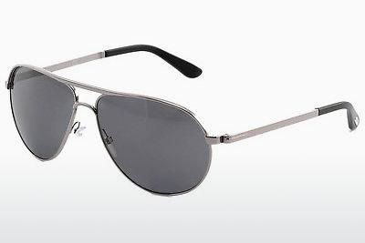 Occhiali da vista Tom Ford Marko (FT0144 14D) - Grigio, Shiny, Bright