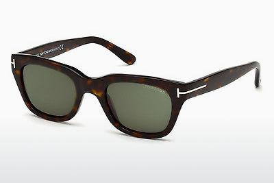 Sonnenbrille Tom Ford Snowdon (FT0237 52N) - Braun, Dark, Havana