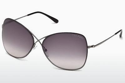 Occhiali da vista Tom Ford Colette (FT0250 08C) - Grigio, Shiny