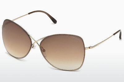 Occhiali da vista Tom Ford Colette (FT0250 28F) - Oro