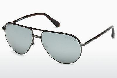 Sonnenbrille Tom Ford Cole (FT0285 52F) - Braun, Dark, Havana
