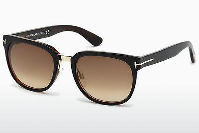 Occhiali da vista Tom Ford Rock (FT0290 01F) - Nero, Shiny