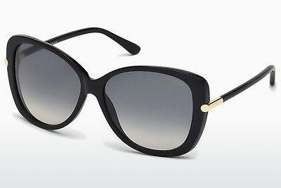 Occhiali da vista Tom Ford Linda (FT0324 01B) - Nero, Shiny